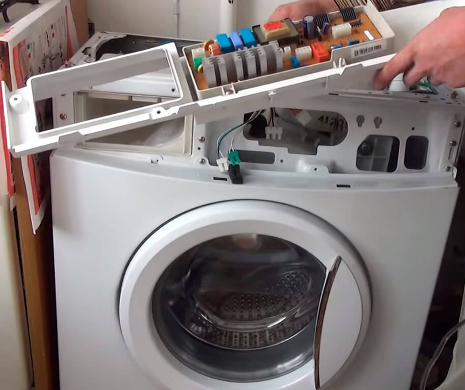 Как починить стиральную машину бош своими руками 46